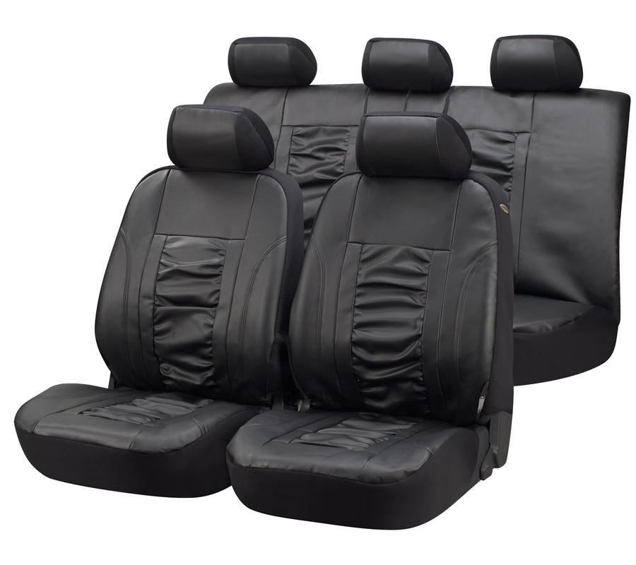 kunstleder autositzbez ge raphael blau. Black Bedroom Furniture Sets. Home Design Ideas
